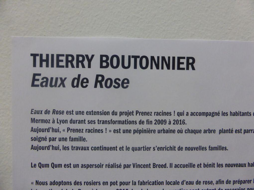 Eaux de rose de Thierry Boutonnier dans le cadre de Banlieue. Banlieue is beautiful, Palais de Tokyo © Photographies Gilles Kraemer, samedi 17 mai 2014