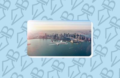 Qatar Airways rejoint la Coalition Internationale pour l'Aviation Durable de l'OACI