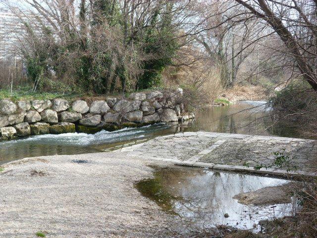 Balade au bord de l'Huveaune - Forum de l'eau, 11 mars 2012
