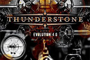 THUNDERSTONE: Evolution 4.0 (2007) [Heavy-Metal]
