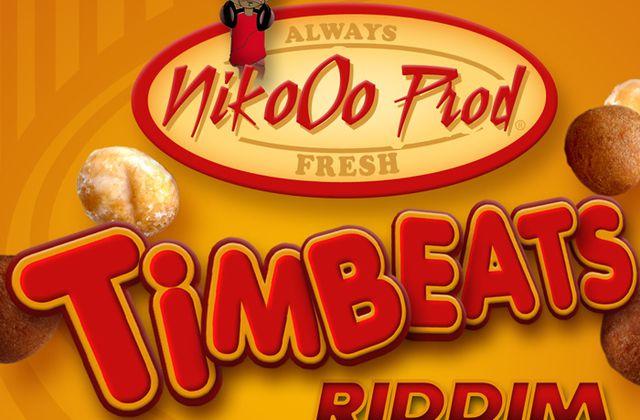 [RIDDIM] NIKOO PROD TIMBEATS RIDDIM PACK - 2012