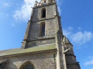 Eglise Saint Guénolé de Batz sur mer