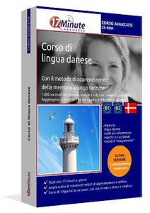 17 Minute Languages Corso Base di lingua danese