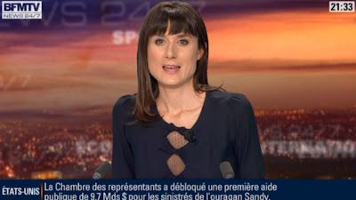 2013 01 04 - AURELIE BLONDE - BFM TV - WEEK-END 360 @21H00