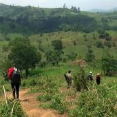 On the ground with rebels in DRC