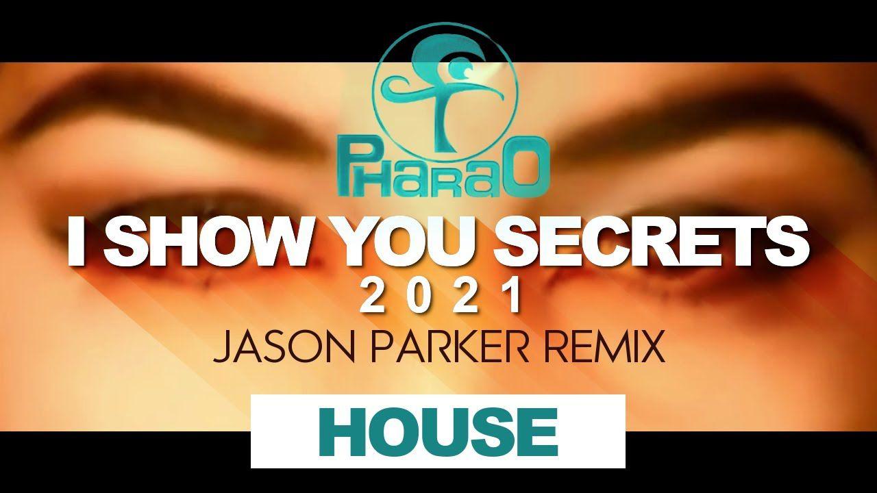 Jason Parker remixe le premier hit Dance de Pharao !