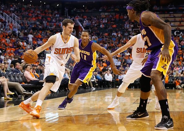 Goran Dragic très courtisé par les Lakers