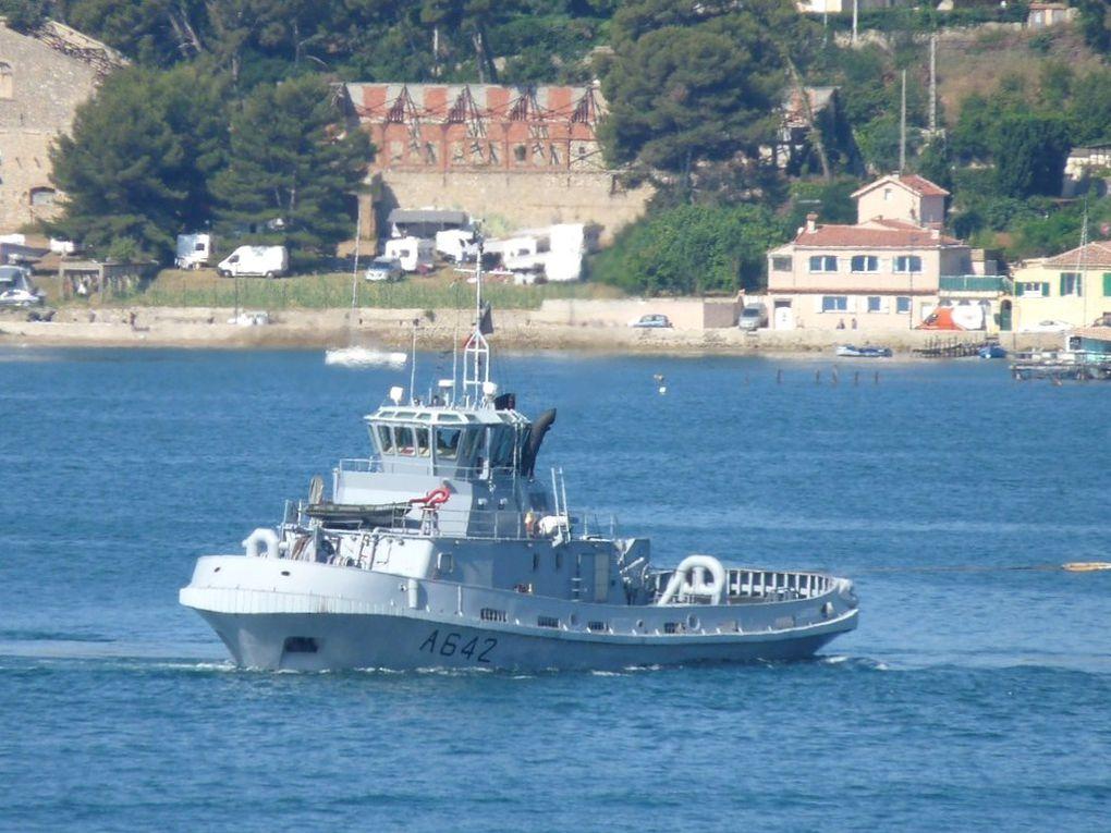 LUBERON  A642 ,Remorqueur Portuaire , RP 50