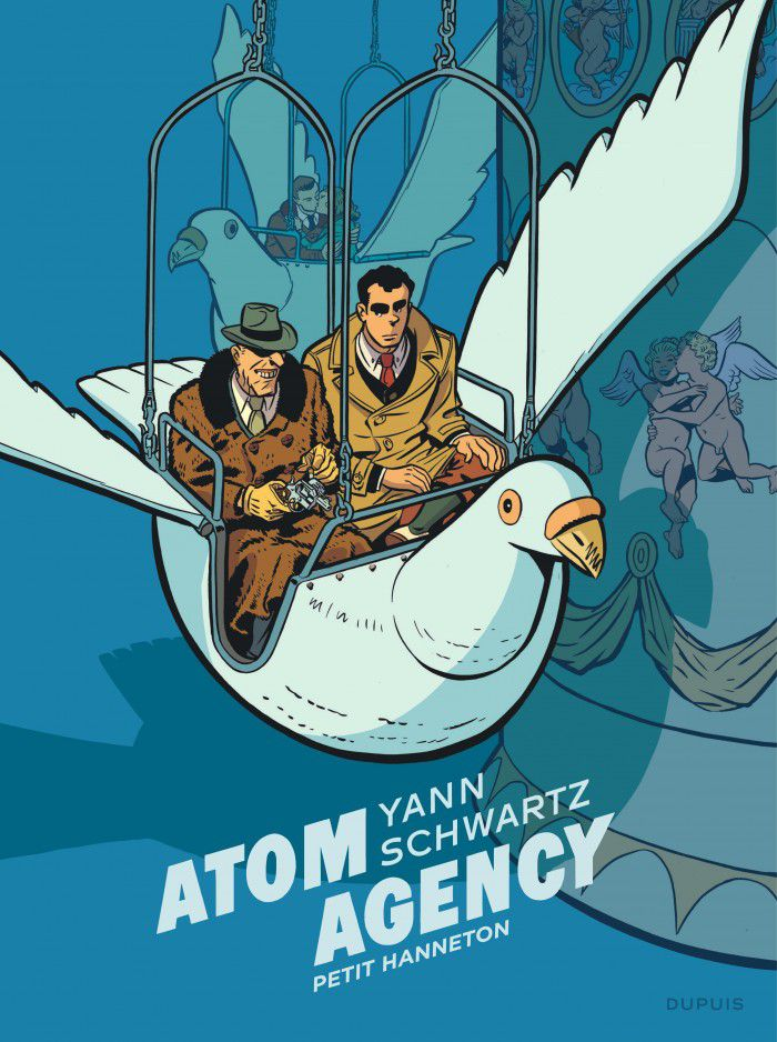 Atom Agency T2 ou les tribulations d'un privé en quête de réussite