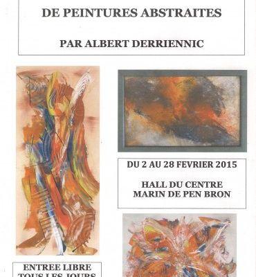 Pen Bron / Le Croisic - Exposition d'Albert Derriennic, jusqu'au 28 février 2015