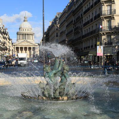 Balade dans le 5ème arrondissement de Paris