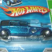 CLASSIC PACKARD 1934 HOT WHEELS 1/64 - car-collector.net