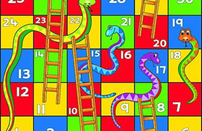 Make Perfect Snake & Ladder Corporate Game: Gives Financial Growth