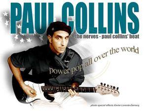 paul collins, un songwriter new-yorkais qui a jeté les bases d'une power-pop jouissive et musclée