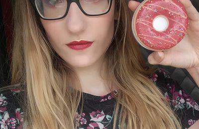 Maquillages gourmand avec les palettes Donuts de I Heart Revolution