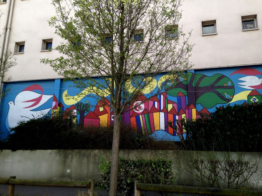 #toulouse #art  #streetart #mahautegaronne #charlotteblabla blog