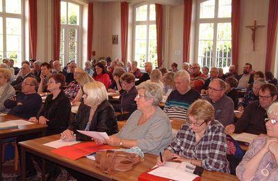Peltre : Assemblée générale de la société de Saint Vincent de Paul