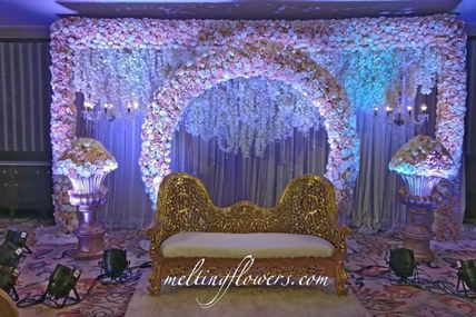 How Significant Are Floral Decorations In Marriages?