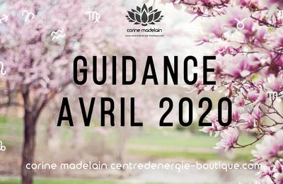 Guidances Avril 2020
