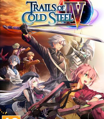 [Test] The Legend of Heroes : Trails of Cold Steel IV Nintendo Switch Edition