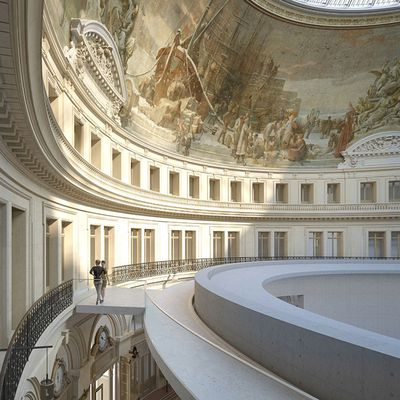 BOURSE DU COMMERCE, PINAULT COLLECTION - A NEW SPACE FOR CONTEMPORARY ART IN PARIS OPENING IN 2020