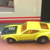 BOSS MUSTANG MATCHBOX 1/86 - car-collector.net