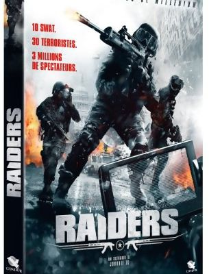 RAIDERS de Anders Banke [critique]
