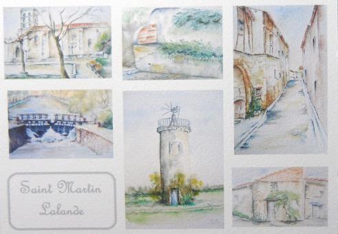 Album St Martin Lalande