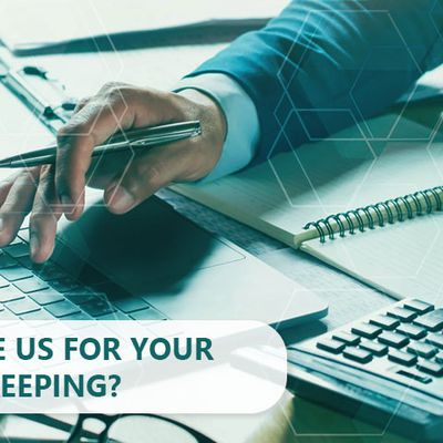 Why Choose Us for your Bookkeeping?