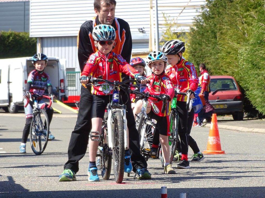 Album photos de la réunion école de cyclisme de Lèves (28)