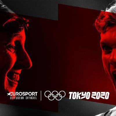 Jeux Olympiques de Tokyo 2020 - Le programme du lundi 2 août sur Eurosport (temps forts, français à suivre, invités, canaux de diffusion...)