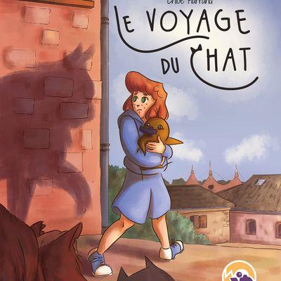Le voyage du chat ~Chronique.