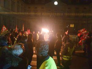 """""""49-3 ON N'EN VEUT PAS !"""" : Rassemblement spontané au Puy samedi 29 février"""