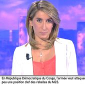 2013 09 02 - 21H00 - CAROLINE DELAGE - I>TELE - 100% NEWS