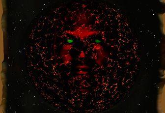 La comète originelle