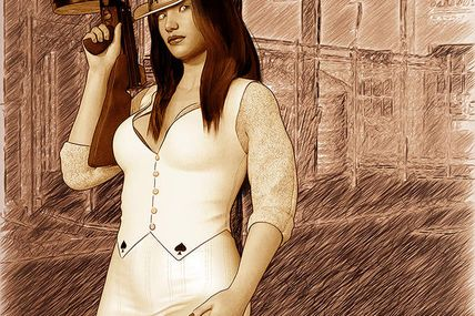 Pin Up, Miss Prohibition