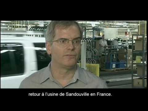 Alliance Renault Nissan Mars 1999 (Vidéo)
