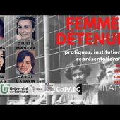 Femmes détenues: pratiques, institutions et représentations