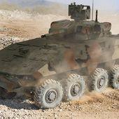 Nexter dévoile un VBCI muni d'un canon de 40 mm CT pour répondre aux besoins de l'armée grecque