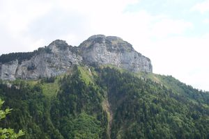 Tête du Parmelan (Depuis l'Anglettaz)