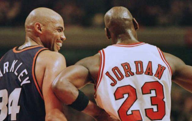 Charles Barkley et Michael Jordan seraient irréconciliables