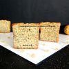 Cake citron pavot sans gluten et sans lactose