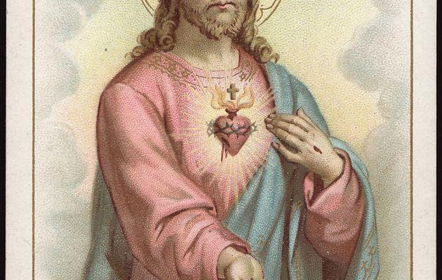 Suppliche ed offerte al Cuore Santissimo di Gesù per la liberazione delle Anime Sante del Purgatorio.