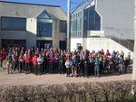 1er rassemblement marche nordique à Mably