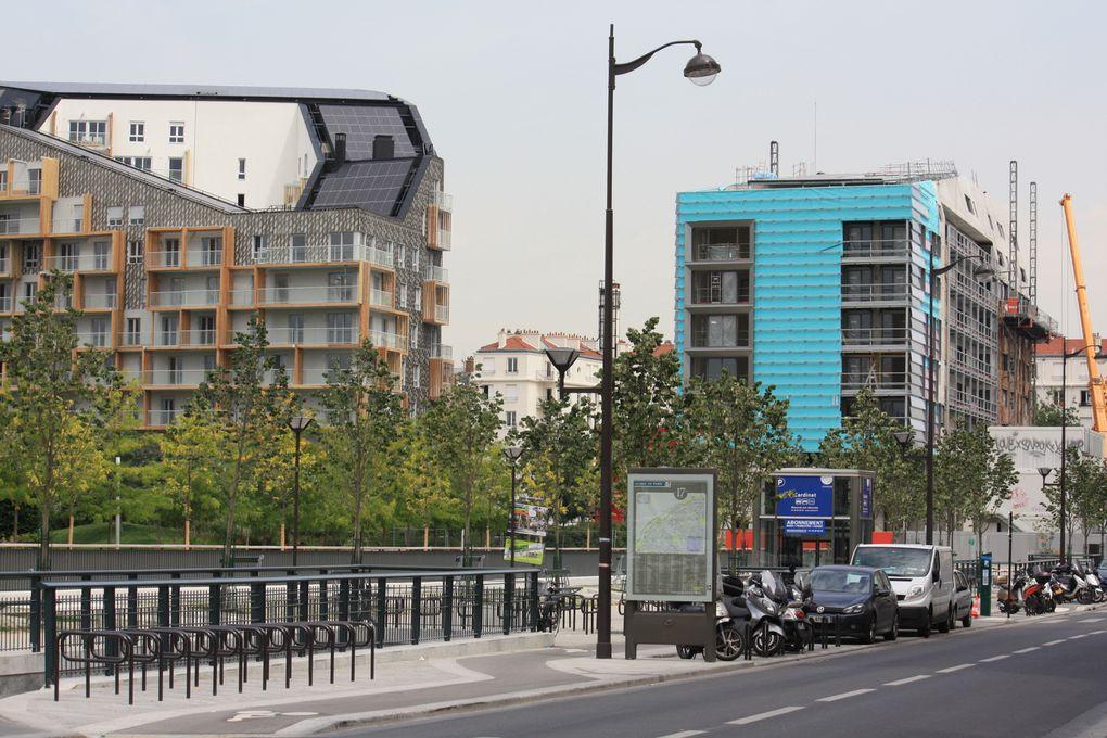 Paris Clichy-Batignolles Photos: ImMoD Presse et Florin APA