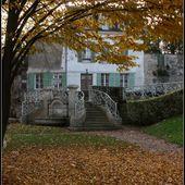 Balade d'automne au Square du Château..(1)