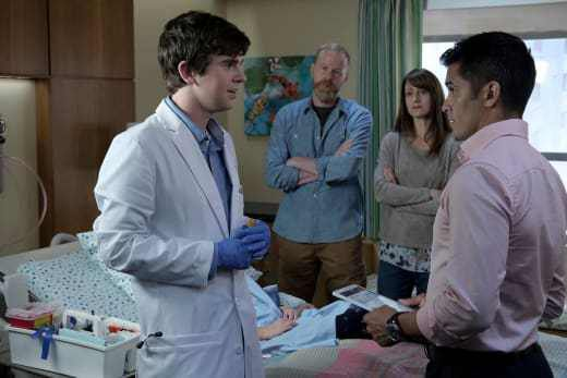 Critiques Séries : The Good Doctor. Saison 1. Episode 2.