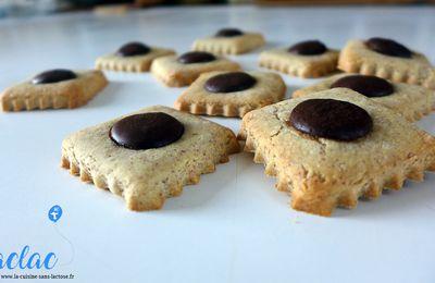 """Les """"Timbres"""" Cacahuètes et Chocolat !"""