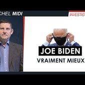 Michel Collon n'est pas un fan de Joe Biden
