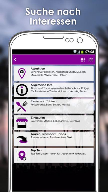 App auf Android